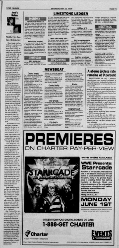 Athens News Courier, May 23, 2009, p. 13