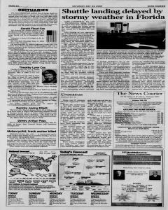 Athens News Courier, May 23, 2009, p. 4