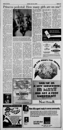 Athens News Courier, May 24, 2009, Page 45