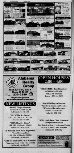 Athens News Courier, May 24, 2009, Page 83