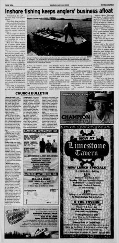 Athens News Courier, May 24, 2009, Page 40