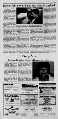 Athens News Courier, May 24, 2009, Page 48