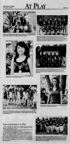 Athens News Courier, May 24, 2009, Page 68