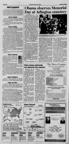Athens News Courier, May 26, 2009, Page 3