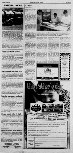 Athens News Courier, May 26, 2009, Page 5