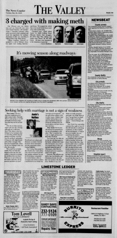 Athens News Courier, May 26, 2009, Page 7