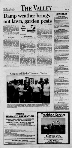 Athens News Courier, May 27, 2009, Page 7