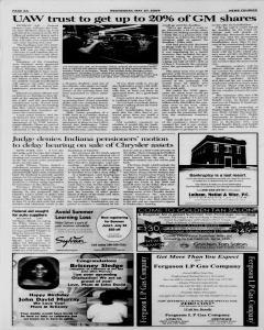 Athens News Courier, May 27, 2009, Page 12