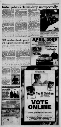 Athens News Courier, May 29, 2009, Page 31