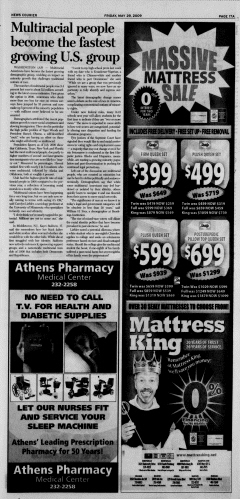 Athens News Courier, May 29, 2009, Page 33