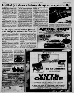 Athens News Courier, May 29, 2009, Page 32