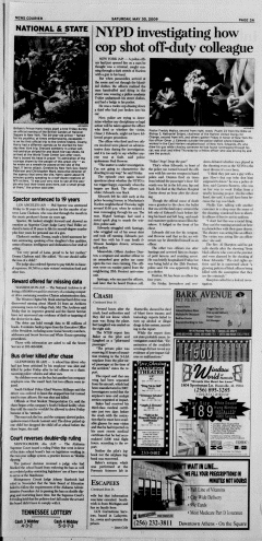 Athens News Courier, May 30, 2009, Page 5