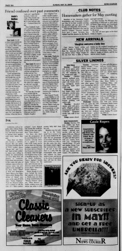 Athens News Courier, May 31, 2009, p. 19