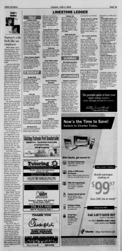 Athens News Courier, June 02, 2009, Page 9