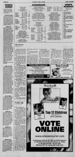 Athens News Courier, June 02, 2009, Page 18