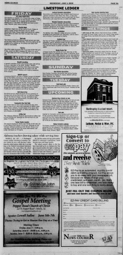Athens News Courier, June 03, 2009, p. 17