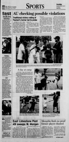 Athens News Courier, June 03, 2009, p. 21