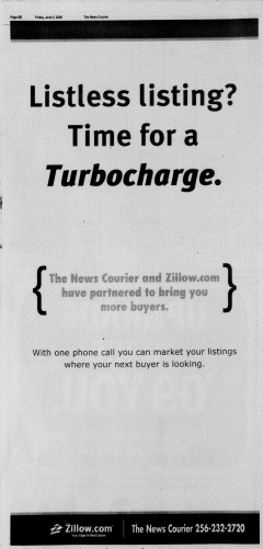 Athens News Courier, June 05, 2009, Page 39