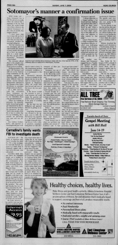 Athens News Courier, June 07, 2009, Page 35
