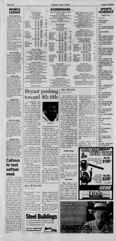 Athens News Courier, June 07, 2009, Page 47
