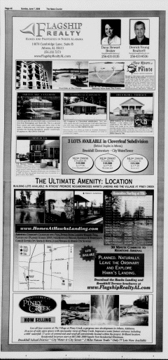 Athens News Courier, June 07, 2009, Page 59