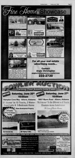 Athens News Courier, June 07, 2009, Page 61
