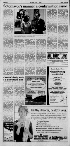 Athens News Courier, June 07, 2009, Page 36