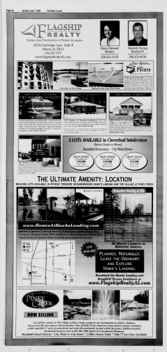 Athens News Courier, June 07, 2009, Page 60