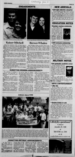 Athens News Courier, June 10, 2009, Page 41
