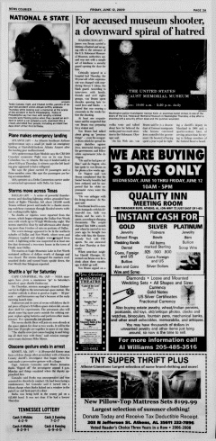 Athens News Courier, June 12, 2009, Page 6