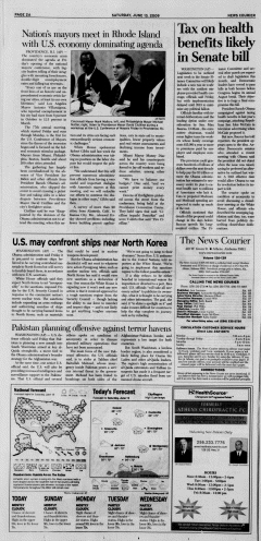 Athens News Courier, June 13, 2009, Page 3