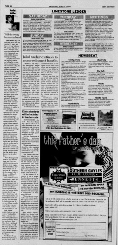 Athens News Courier, June 13, 2009, Page 7