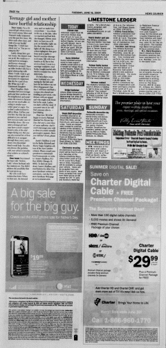 Athens News Courier, June 16, 2009, Page 5