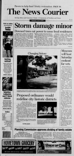 Athens News Courier, June 17, 2009, Page 1