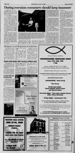 Athens News Courier, June 17, 2009, Page 19