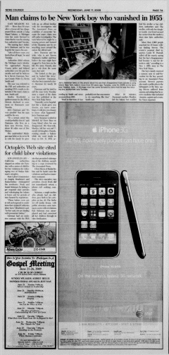 Athens News Courier, June 17, 2009, Page 14