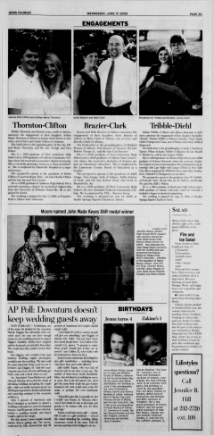 Athens News Courier, June 17, 2009, Page 38