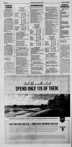 Athens News Courier, June 18, 2009, Page 19