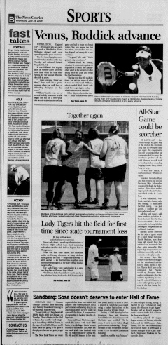 Athens News Courier, June 24, 2009, Page 29
