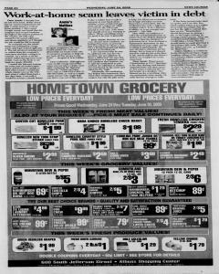 Athens News Courier, June 24, 2009, Page 44