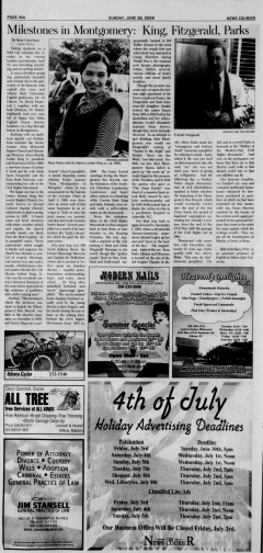 Athens News Courier, June 28, 2009, Page 35