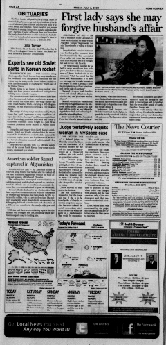 Athens News Courier, July 03, 2009, p. 3
