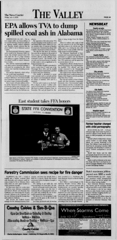 Athens News Courier, July 03, 2009, p. 8