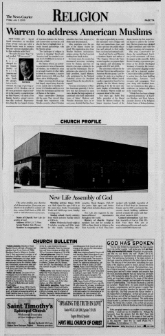 Athens News Courier, July 03, 2009, p. 14