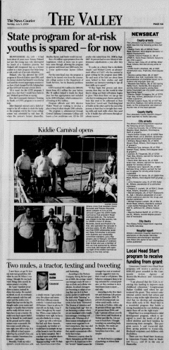 Athens News Courier, July 05, 2009, p. 12