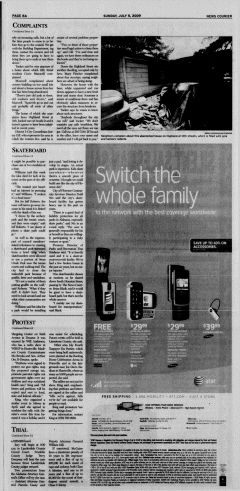 Athens News Courier, July 05, 2009, p. 16