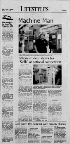 Athens News Courier, July 05, 2009, p. 18
