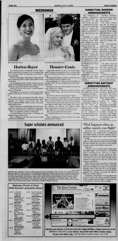 Athens News Courier, July 05, 2009, p. 20