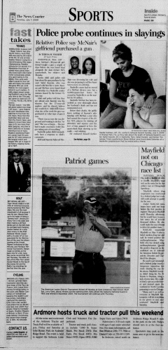 Athens News Courier, July 07, 2009, Page 17