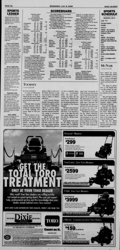 Athens News Courier, July 08, 2009, Page 27